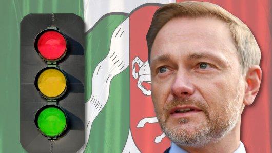 Setzt Christian Lindner nach der NRW-Landtagswahl 2022 auch auf eine Ampel?