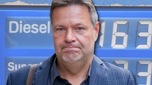 Robert Habeck hat keine guten Nachrichten für Diesel-Fahrer.