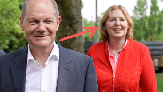 Wird Bärbel Bas die nächste Bundestagspräsidentin?