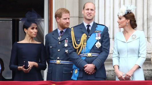 Royals: Im britichen Königshaus gibt es eine Sensation. (Archivbild)