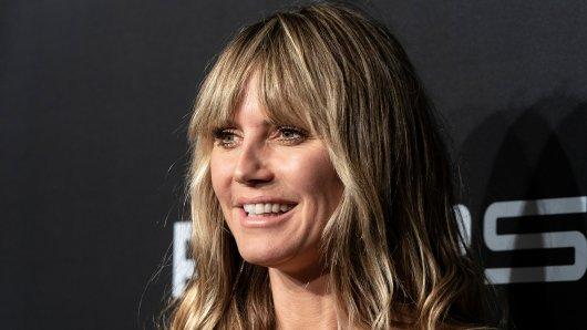 """Heidi Klum sitzt ab Donnerstag in der Jury von """"Queen of Drags""""."""
