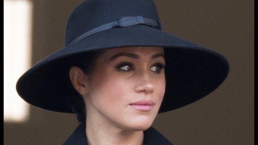Meghan Markle ist seit 2018 mit Prinz Harry verheiratet.