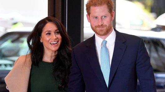 Meghan Markle und Prinz Harry: Werden sie etwa wieder Eltern?