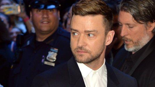 Justin Timberlake räumt mit den Gerüchten auf.
