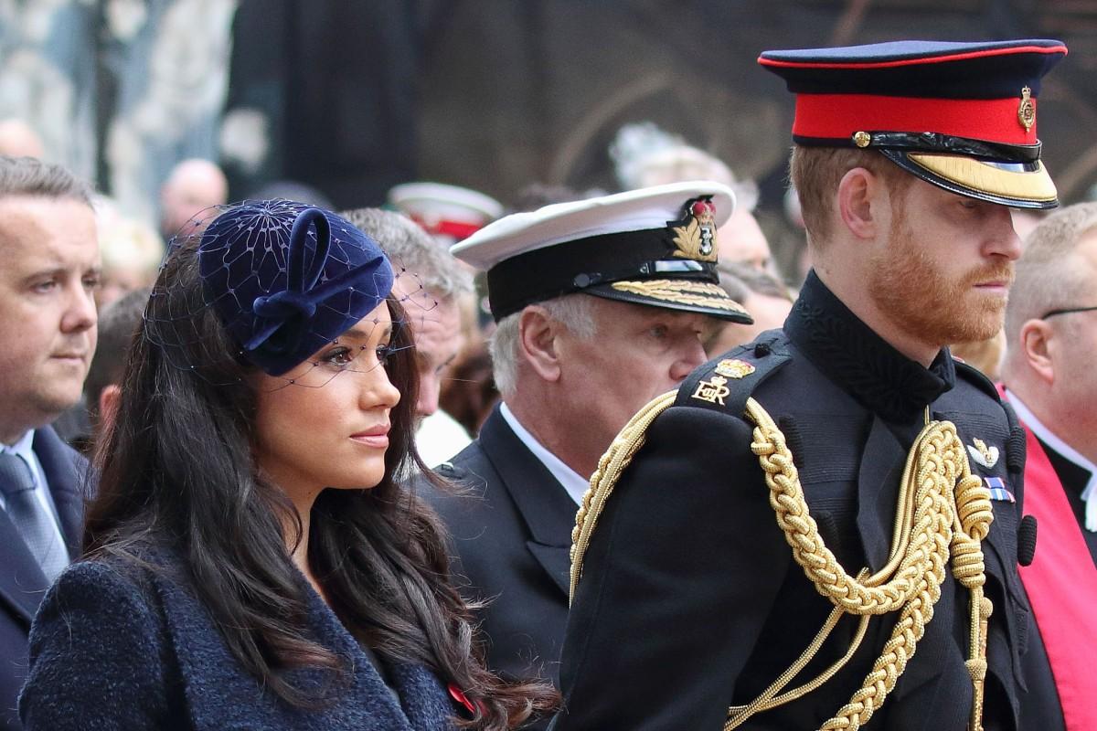 """Meghan Markle und Prinz Harry: """"Wir sind erschüttert..."""""""