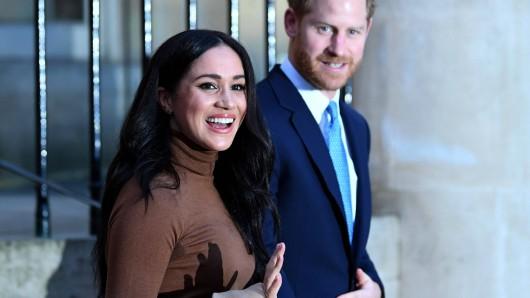 Meghan Markle und Prinz Harry wollen ihre Webseite komplett überarbeiten.