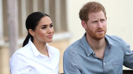 Meghan Markle und Prinz Harry: Experte stellt düstere Zukunfts-Prognose