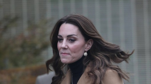 Kate Middleton macht plötzlich ein rührendes Geständnis über ihre Zeit als Neu-Mama.