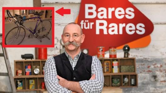Bei Bares für Rares im ZDF steht ein ganz besonderes Rad zum Verkauf. Es gehörte einst einem deutschen Meister.
