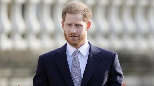 Prinz Harry will seine Frau Meghan und seinen Sohn Archie beschützen.