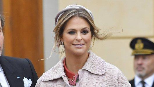 Royals-Schock: Bei Madeleine von Schweden wurde eingebrochen.