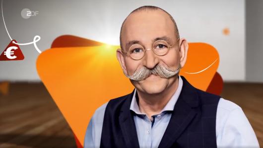 """Bares für Rares""-Moderator Horst Lichter."
