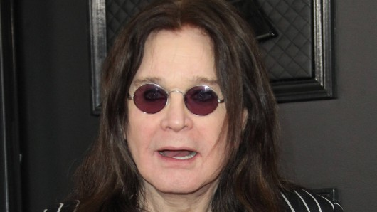 Ozzy Osbourne am 26. Januar in Los Angeles. (Archivfoto)