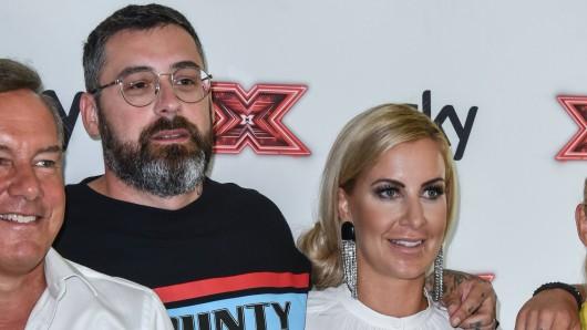Sido und seine Ehefrau Charlotte Würdig haben sich getrennt.