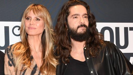 Heidi Klum und Tom Kaulitz gehen auf Distanz.