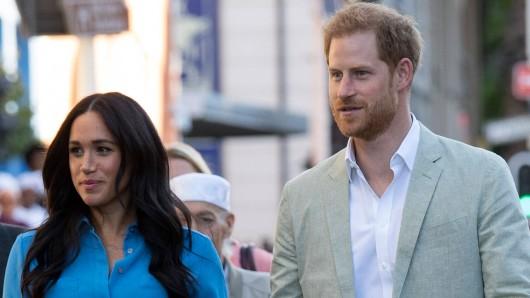 Keine Royals mehr – was das bedeutet, wird Meghan Markle und Prinz Harry erst bald klar werden. (Archivfoto)