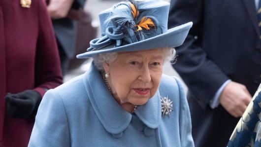 Queen Elizabeth will sich am Wochenende an das britische Volk wenden. (Archivfoto)