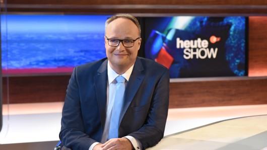 """Oliver Welke ist Moderator der """"Heute Show"""" (ZDF)."""
