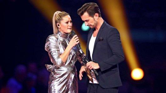 Florian Silbereisen und seine Ex-Freundin Helene Fischer.