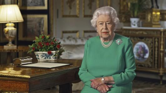 Queen Elizabeth II. versteckte eine Botschaft in ihrer Rede.