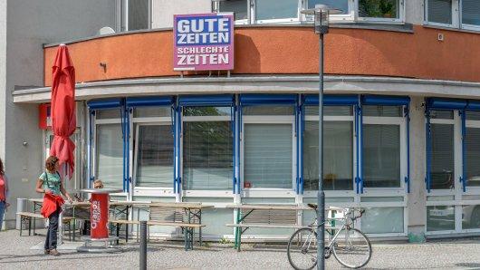 Das Filmstudio Babelsberg - hier wird GZSZ gedreht.