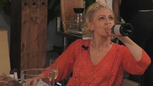 Promis unter Palmen: Désirée Nick musste die Show leider bereits verlassen.
