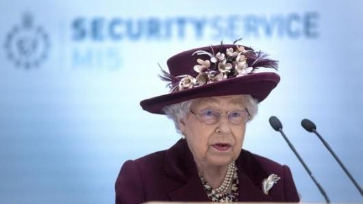 Queen Elizabeth II hat die Oster-Feiertage zum Anlass genommen, um in der schwierigen Coronakrise zu ihrem Volk zu sprechen. (Archivbild)