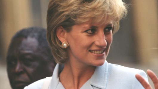 Royals: Prinzessin Diana.