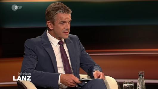 Markus Lanz im ZDF.