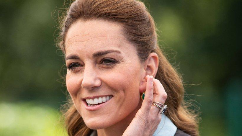 Kate Middleton: Besonderes Geschenk von Prinz William – jetzt ist klar, dass ...