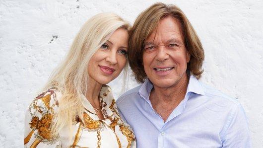Jürgen Drews und Ramona haben tolle Neuigkeiten!