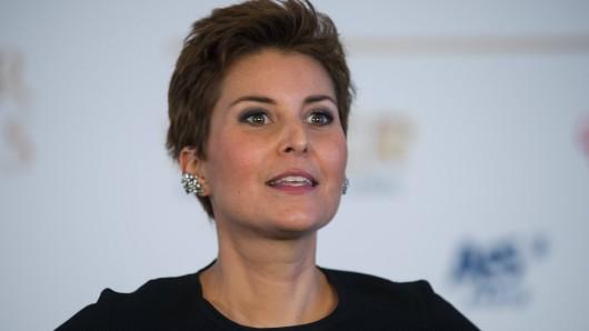 Frühstücksfernsehen-Star Vanessa Blumhagen ist stinksauer wegen eines Kommentars von Aaron Troschke. (Archivbild)