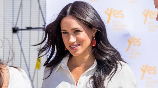 Meghan Markle hat sich für Prinz Harry von einem wichtigen Teil ihres Lebens getrennt. (Archivfoto)