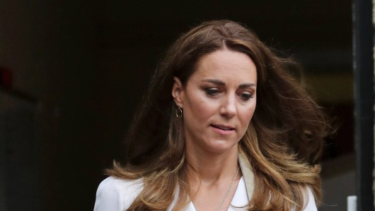 Kate Middleton zeigt sich beim Besuch einer Baby-Tafel ungewohnt emotional.