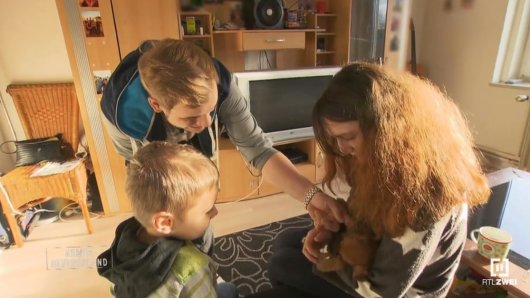 Alex aus Celle lebt von HJartz 4. Einen Hund will er trotz des wenigen Geldes haben.