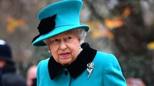 Queen Elizabeth II. hatte kurz vor Harrys Rücktritt noch ganz bestimmte Worte für ihren Enkekl übrig.