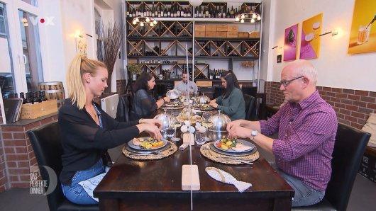 """Gasteger Nico überrascht bei """"Das perfekte Dinner"""" auf Vox mit unfassbarer Darbietung."""