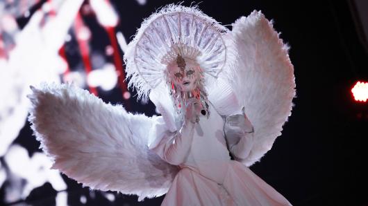 "Sitzt der Engel bald hinter dem ""The Masked Singer""-Jurypult?"
