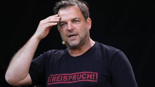 Der Hundeprofi Martin Rütter.