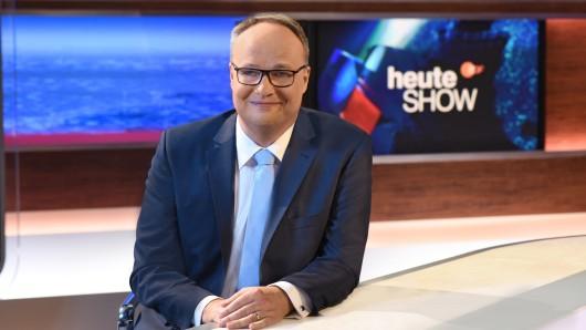 """Oliver Welke moderiert die """"Heute Show"""" im ZDF."""