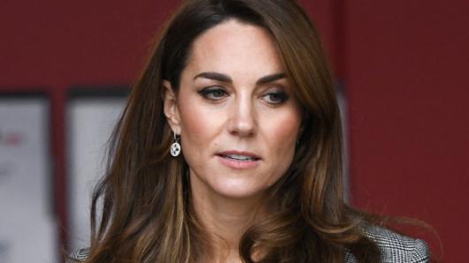 Kate Middleton: Schock.Fund vor dem Royals-Palast!