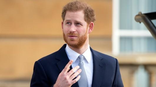 Genau wie seine Mutter Prinzessin Diana soll Prinz Harry DAS planen. (Archivbild)