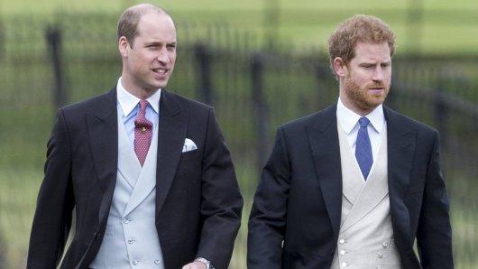 Prinz William will sich nicht länger von seinem kleinen Bruder Harry vorführen lassen.