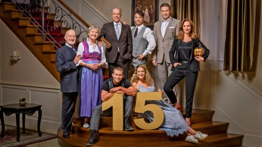 """""""Sturm der Liebe"""" (ARD) feiert Jubiläum. Und hat eine besondere Überraschung für die Fans!"""