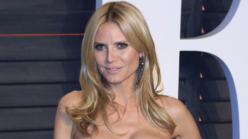 Heidi Klum zeigt nackte Brüste - DIESES Detail erschreckt