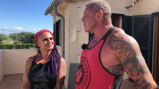 Goodbye Deutschland-Auswanderin Caro Robens hat eine Auseinandersetzung mit ihrem Mann Andreas Robens.