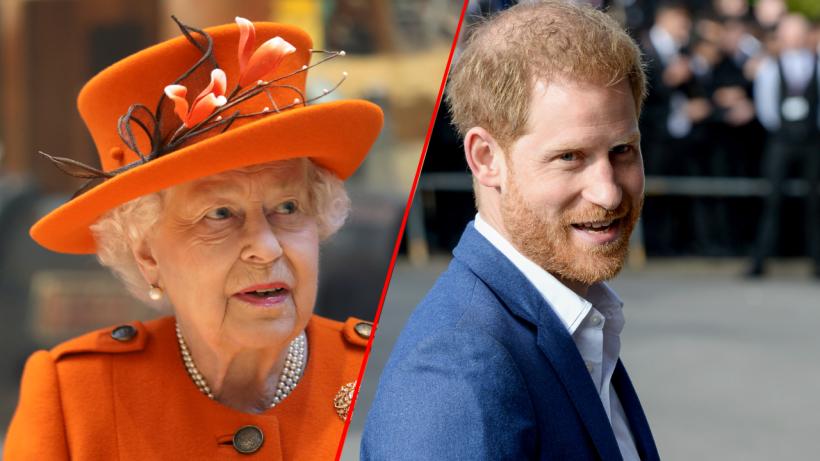 Prinz Harry wählt nach Krisengespräch mit der Queen eine Nummer: Es ist NICHT die seiner Frau