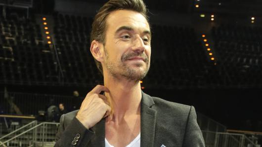 Florian Silbereisen steht am Samstag in der ARD auf der Bühne.
