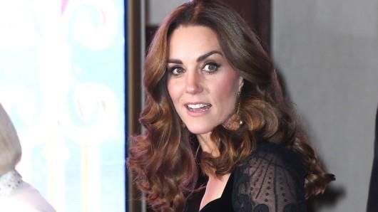 Kate Middleton hat gegen die Regeln verstoßen.