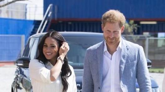 Meghan Markle und Prinz Harry verkünden tolle Neuigkeiten.